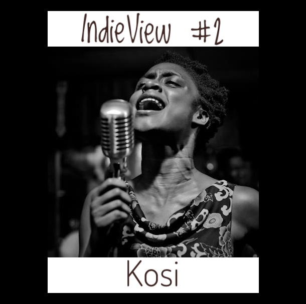 Jazz Singer Songwriter KOSI - IndieViews