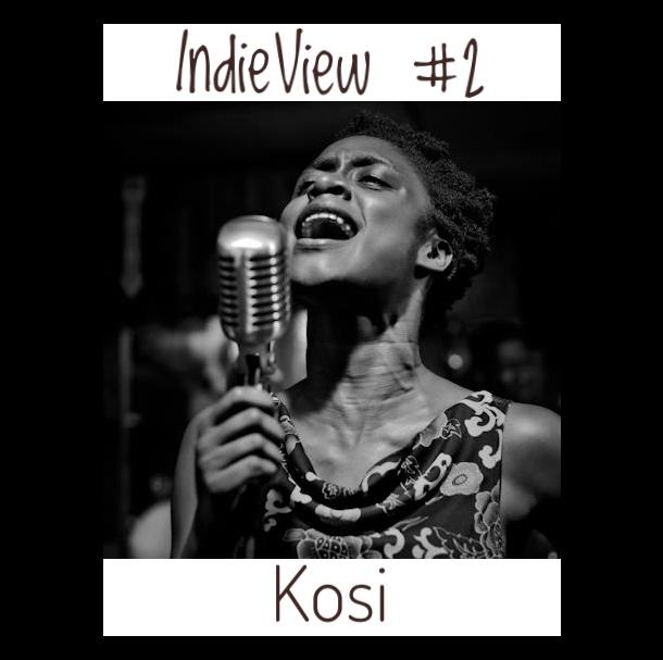 Jazz Singer Songwriter KOSI - IndieViews