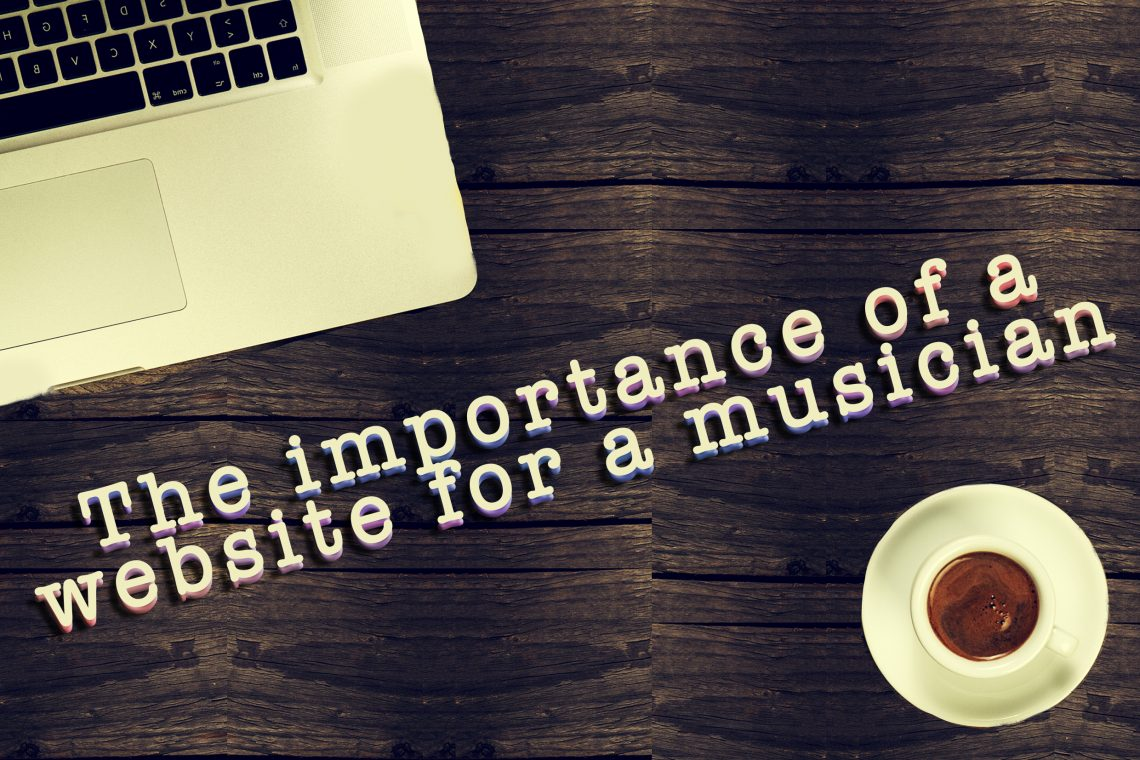 The Importance of a Website for a Musician - Tips & Tricks - Guitar Lessons
