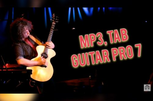 Looking For by Roberto Diana Guitar TAB, Guitar Pro 7 mp3