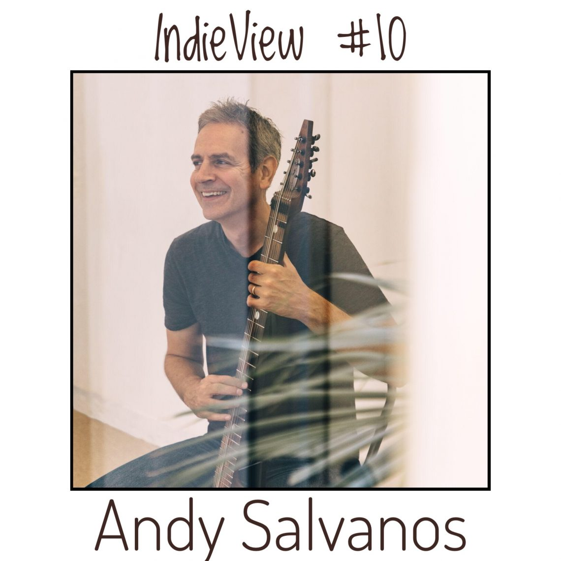Andy Salvanos (Chapman Stick) IndieView #10 - IndieViews Series
