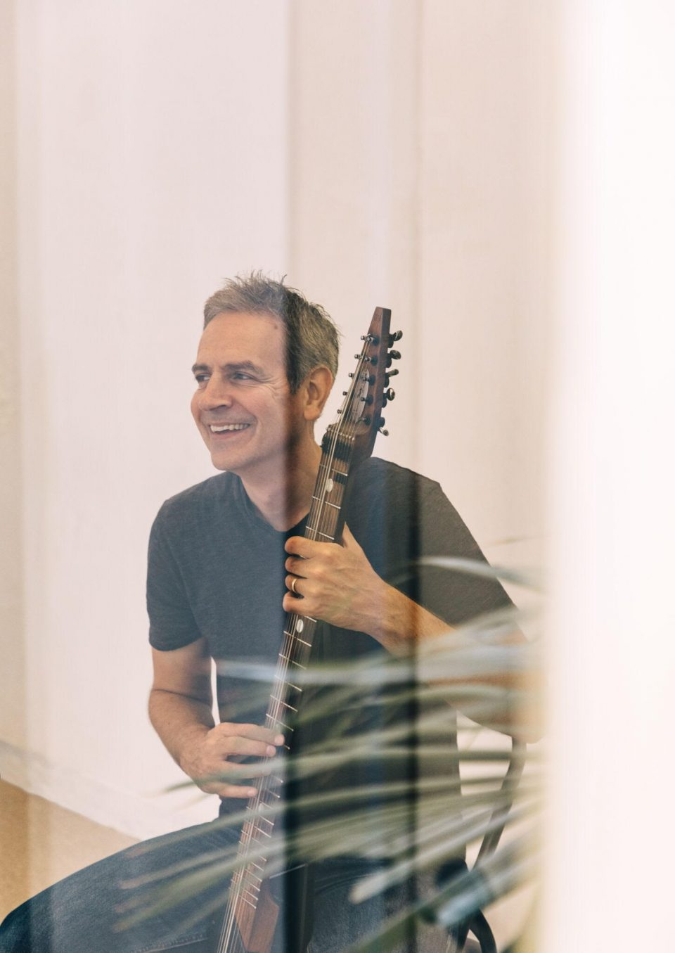 Andy Salvanos - Chapman Stick