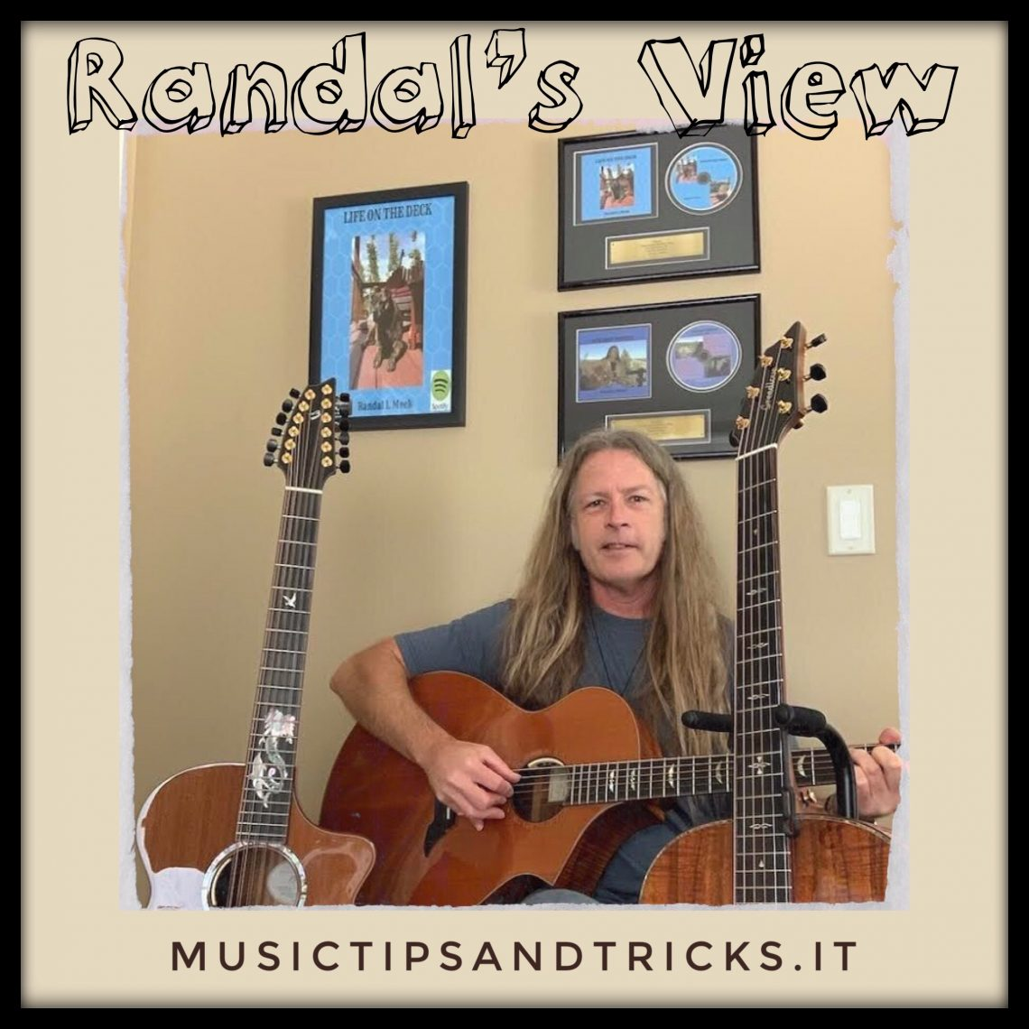 Randall L Meek - Randal's View (musictipsandtricks.it)