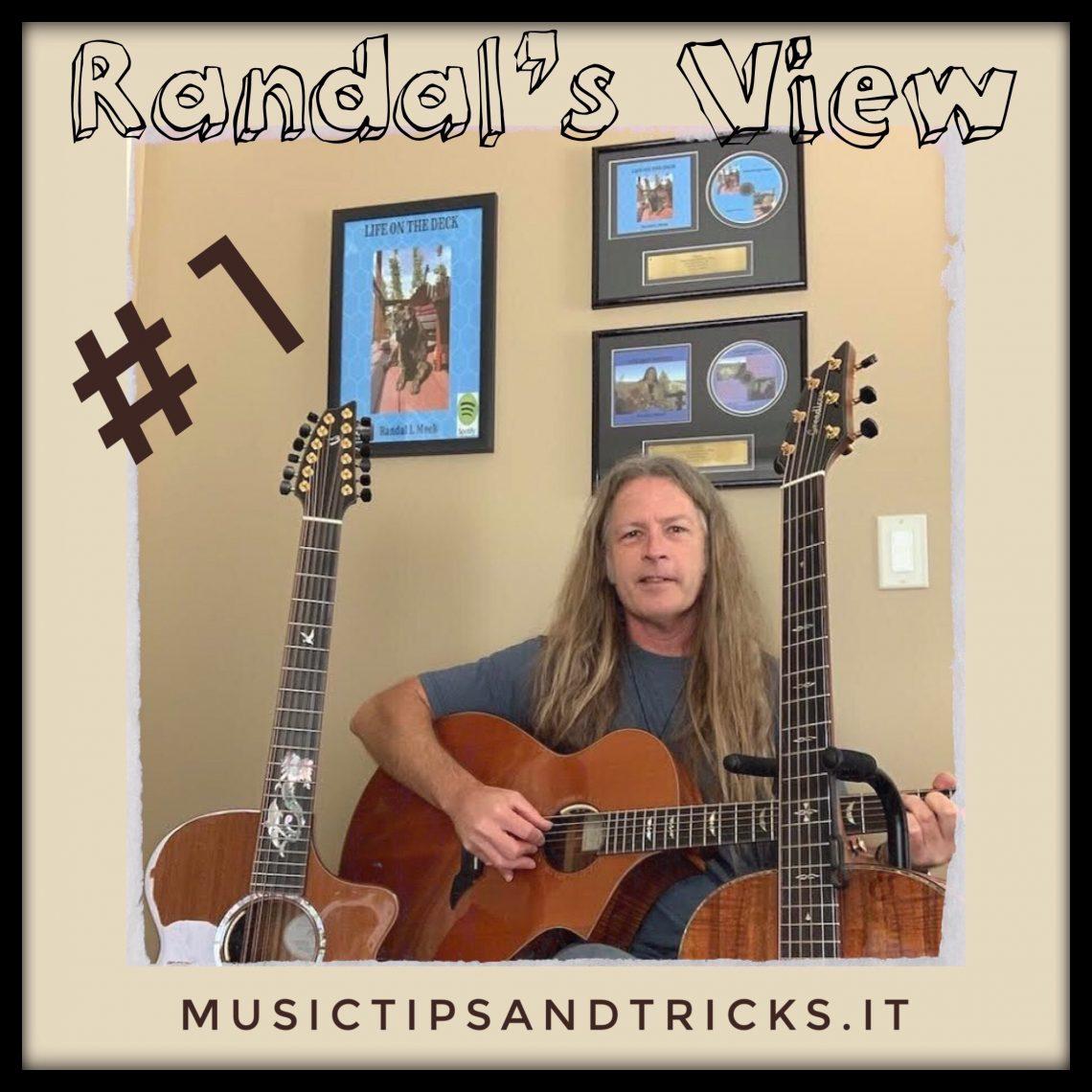 Randal's View #1