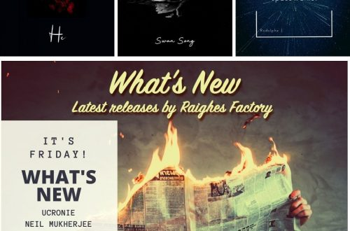 Whats-new- RaighesFactory - Ucornie - Neil Mukerjee and Rodolphe J Spotify Editorial Playlist